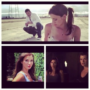 Shots from various Kacey Barnfield projects.