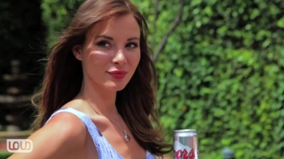 Kacey Barnfield looking gorgeous in Massholes