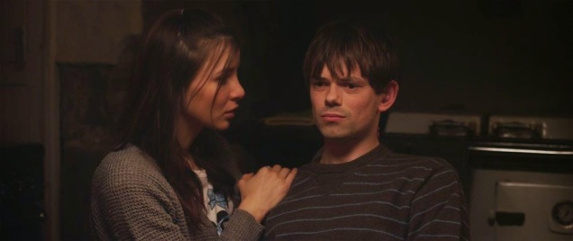 Kacey Barnfield and Christopher Rithin in Welcome to Curiosity (2015)