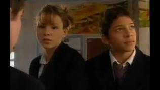 Kacey Barnfield as Maddie Gilks in Grange Hill
