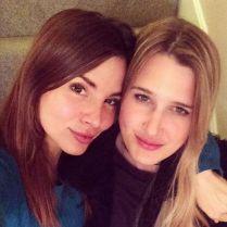 Kacey Clarke and pretty friend