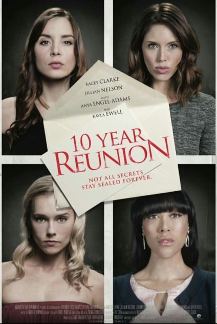 Ten 10 Year Reunion Film Movie Poster